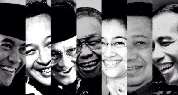 Presiden-Presiden Indonesia
