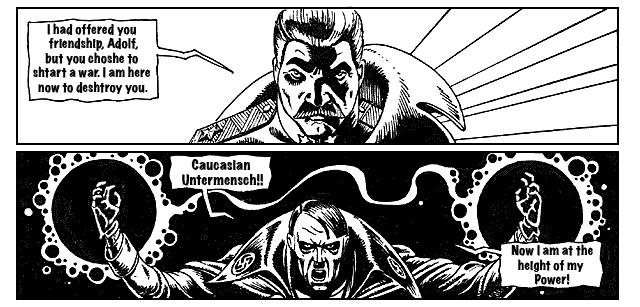 Stalin vs Hitler – comic relettered. http://johnl.org/2009/08/27/stalin-vs-hitler/