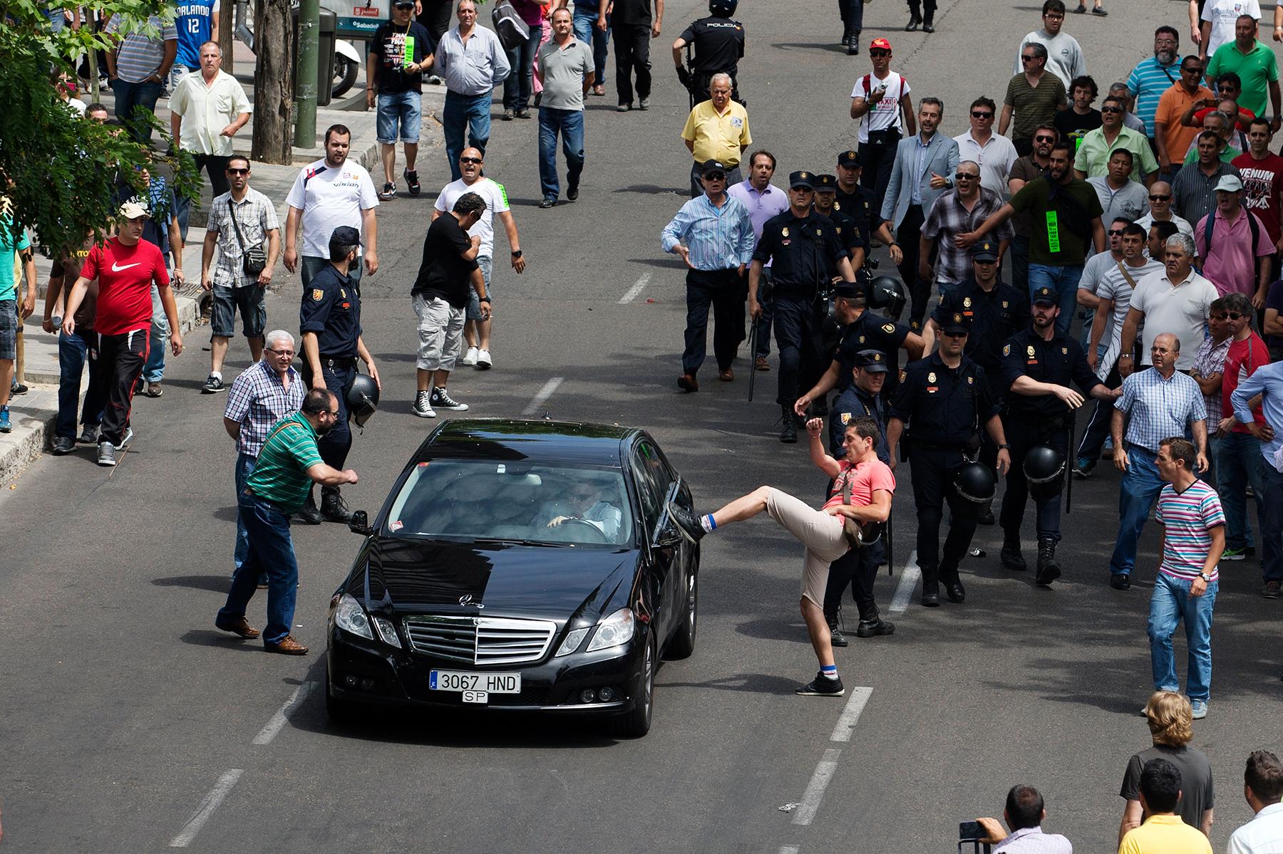 Spain Uber